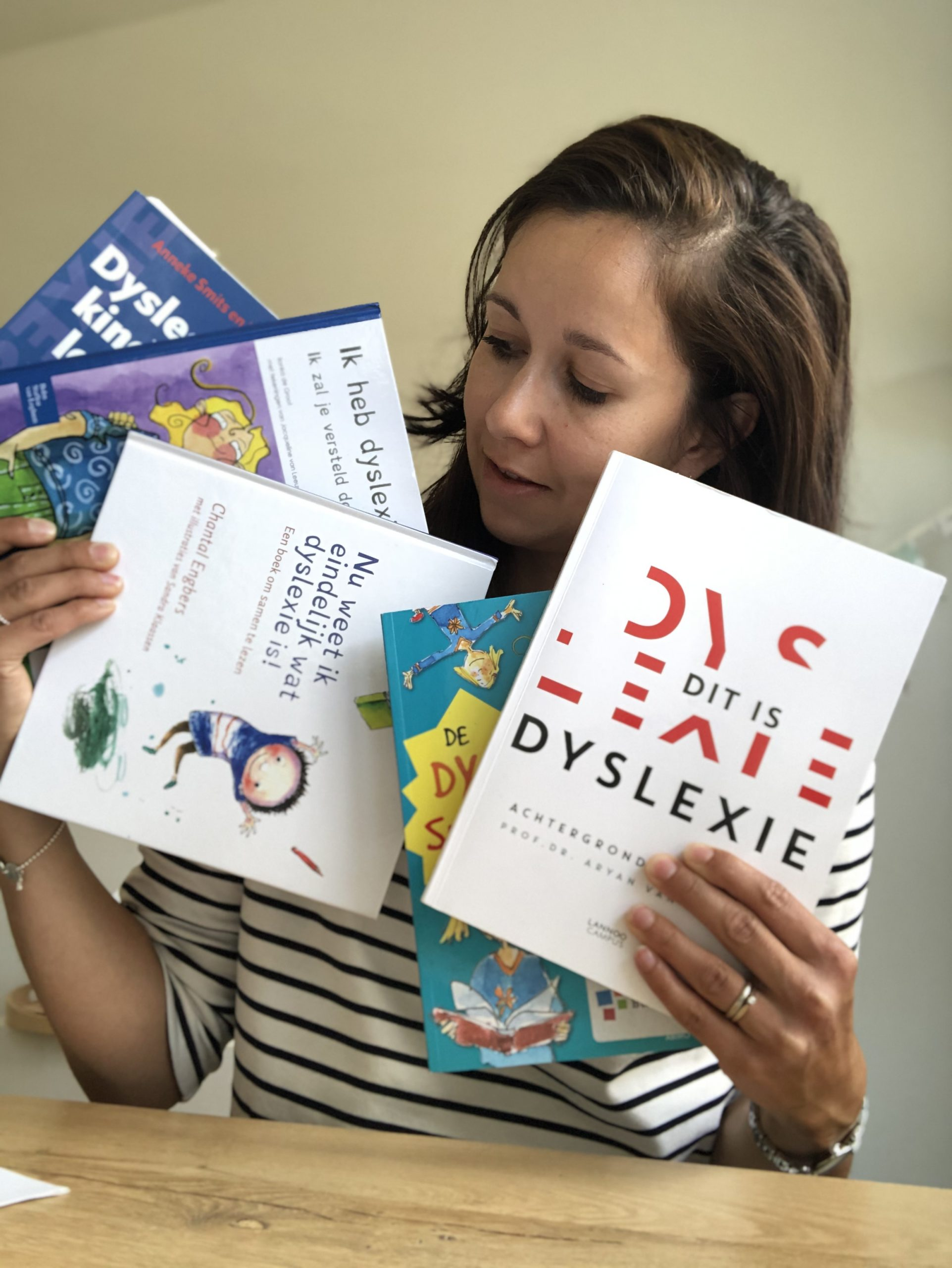 Tien boeken over dyslexie - Dyslexie Utrecht